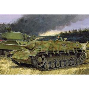 サイバーホビー (再生産)1/ 35 WW.II ドイツ軍 IV号駆逐戦車L/ 48 1944年7月生産型 w/ ツィメリットコーティング(CH6369)プラモデル