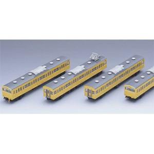 トミックス (N) 92544 国鉄 103系通勤電車(高運転台非ATC車・カナリア)基本4両セット