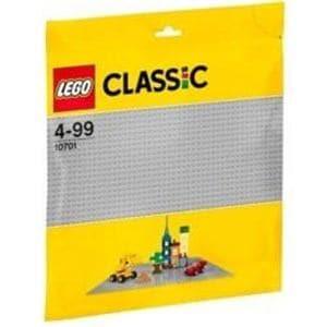 レゴジャパン LEGO(レゴ) 10701 クラシック 基礎板(グレー)
