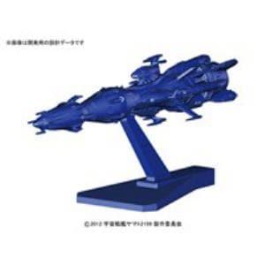 バンダイ メカコレクション 宇宙戦艦ヤマト2199 メカコレ デウスーラII世・コアシップ