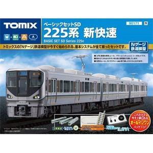 トミックス (N) 90171 ベーシックセットSD 225系新快速
