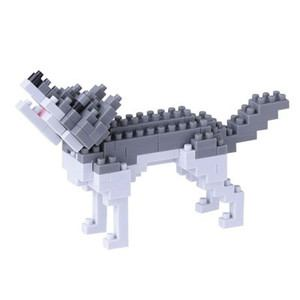カワダ ナノブロック NBC_144 オオカミ