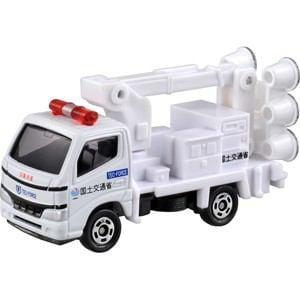トミカ 32 国土交通省 照明車(箱)