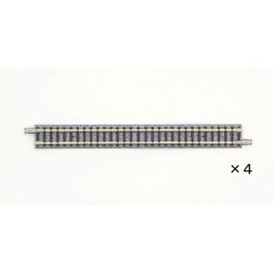 トミックス (N) 1806 ファイントラック ストレートレール S158.5(F) 4本セット