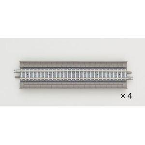 トミックス (N) 1821 高架橋付PCレール HS140-PC(F)(4本セット)