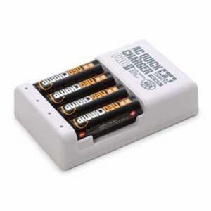 タミヤ 単3形ニッケル水素電池 ネオチャンプ(4本)と急速充電器PRO II(55116)