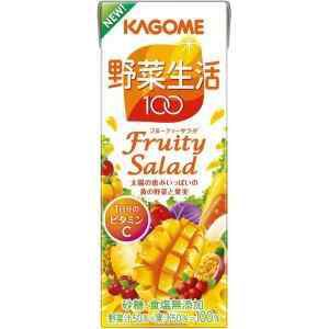 KAGOME 野菜生活100フルーティサラダ 200ml