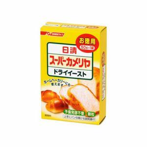 日清製粉 スーパーカメリヤDイースト徳用 50g