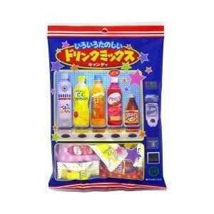 ロッテ ドリンクミックス キャンディ (80g)