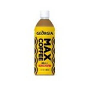 コカコーラ ジョージア MAXコーヒー500ml