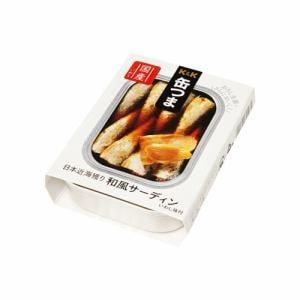 国分グループ本社 缶つま 日本近海どり 和風サーディン 105g
