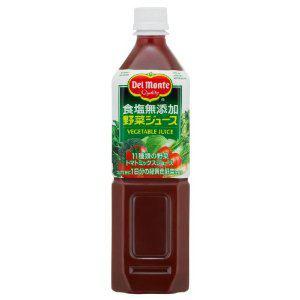 デルモンテ 食塩無添加 野菜ジュース 900g