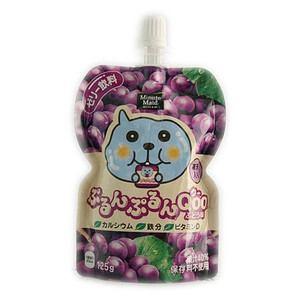 コカコーラ ミニッツメイド ぷるんぷるんQOO(クー) ぶどう味 125g
