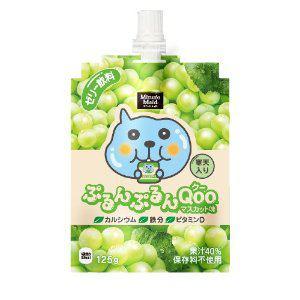 コカコーラ ミニッツメイドQoo ぷるんぷるんQoo マスカット味 125g