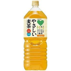 サントリー GREEN DA・KA・RA やさしい麦茶 2L