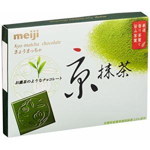 明治 京抹茶チョコレート 60g