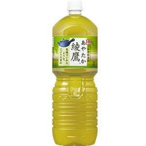 コカ・コーラ 綾鷹(あやたか) ペコらくボトル 2L