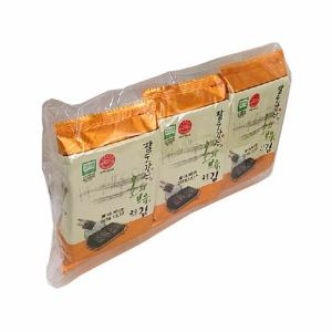 オリオンジャコー 韓国のり 3袋
