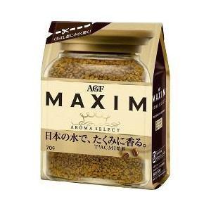 AGF マキシム インスタントコーヒー 袋 ( 70g )