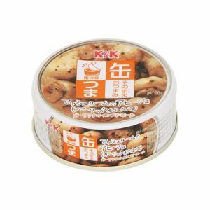 KK 缶つま マッシュルームのアヒージョ P4号