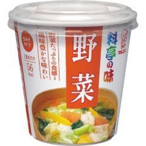 マルコメ 料亭の味 野菜 カップ