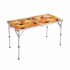 コールマン アウトドア テーブル 大型テーブル ナチュラルモザイクリビングテーブル/120プラス 2000026751  coleman