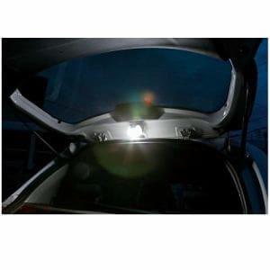 CAPTAIN STAG UK-4028 キャプテンスタッグ ギガフラッシュ LEDヘッドライト(防水ケース付)