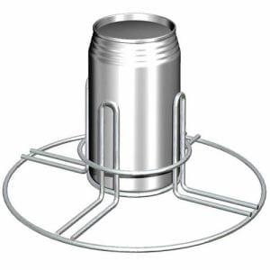 CAPTAIN STAG UG-3244 キャプテンスタッグ BBQ ビア缶チキンスタンド