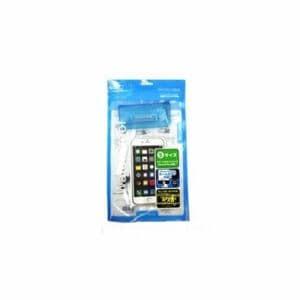 (株)ミック MM18-EX-2002-3 スマートフォン用防水ケース EX-CASE  ブルー