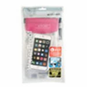 (株)ミック MM18-EX-2003-4 スマートフォン用防水ケース EX-CASE  ピンク