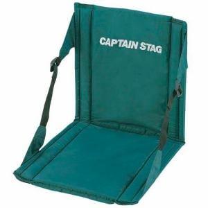 CAPTAIN STAG M-3335 キャプテンスタッグ CS FDチェア・マット(グリーン)
