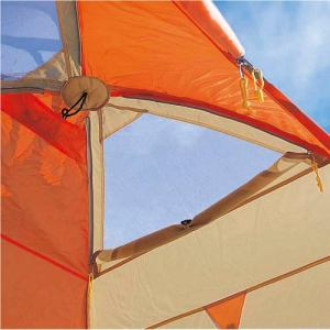 CAPTAIN STAG M-3131 キャプテンスタッグ ワカサギ釣りワンタッチテント210 コンパクト(オレンジ)