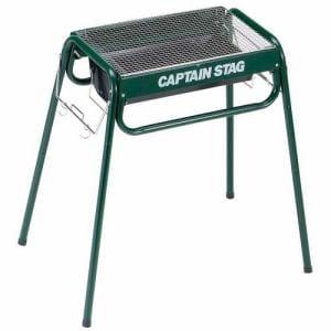 CAPTAIN STAG M-6486 キャプテンスタッグ スライド グリルフレーム 450(グリーン)