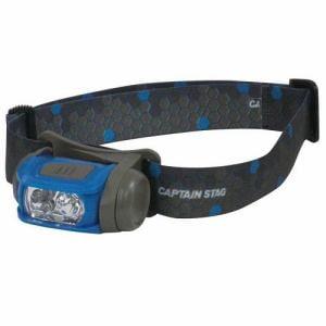 CAPTAIN STAG UK-3019 キャプテンスタッグ ギガフラッシュ LEDヘッドライト(ハニカム)