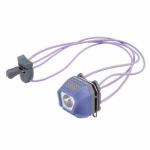 CAPTAIN STAG UK-3012 キャプテンスタッグ ミニデコ LEDヘッド&クリップライト(パープル)