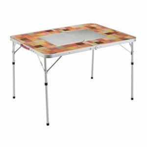 Coleman 2000026760 ナチュラルモザイク BBQテーブル 110プラス