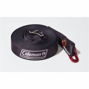 コールマン 2000034650 エクステンションウェビィングキット   ブラック