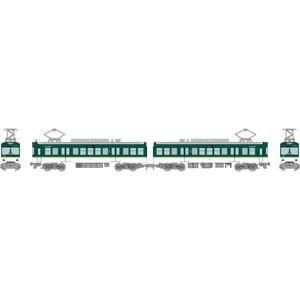 トミーテック (N) 鉄道コレクション 京阪電車大津線700形(新塗装)2両セット