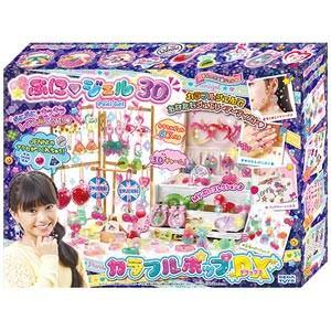 キラデコアート PG-14 ぷにジェル3D カラフルポップDX