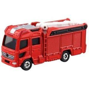タカラトミー トミカ No.119 モリタ 13mブーム付多目的消防ポンプ自動車 MVF(箱)