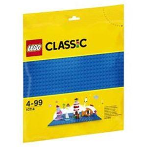 レゴジャパン LEGO(レゴ) 10714 クラシック 基礎板 ブルー