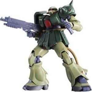 バンダイ  ROBOT魂 <SIDE MS> MS-06FZ ザクII改 ver. A.N.I.M.E.(機動戦士ガンダム0080 ポケットの中の戦争)
