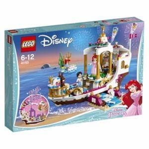 レゴジャパン レゴ(R)ディズニー アリエル 海の上のパーティ(41153)