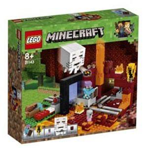 レゴジャパン LEGO(レゴ) 21143 マインクラフト 闇のポータル