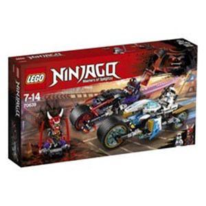 レゴジャパン LEGO(レゴ) 70639 ニンジャゴー スネーク・ジャガーのバイクバトル