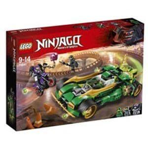 レゴジャパン LEGO(レゴ) 70641 ニンジャゴー ニンジャ・ナイトクローラー