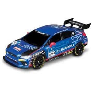 京商 1/16 リアルサウンドレーシング スバル WRX STI