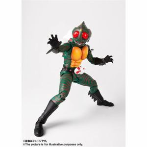 バンダイ(BANDAI) S.H.フィギュアーツ(真骨彫製法)仮面ライダーアマゾン