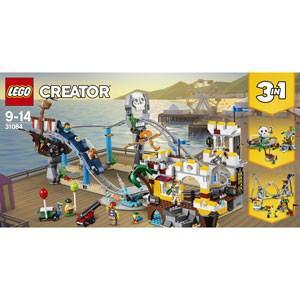 LEGO 31084 クリエイター ローラーコースター