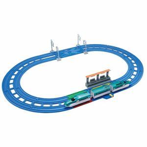 タカラトミー(TAKARA TOMY) プラレール レーンがクロス!E5系新幹線はやぶさベーシックセット
